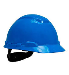 HARD HAT BLUE 4 PT RATCHET