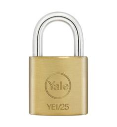 YALE PADLOCK IT2601 25 MM