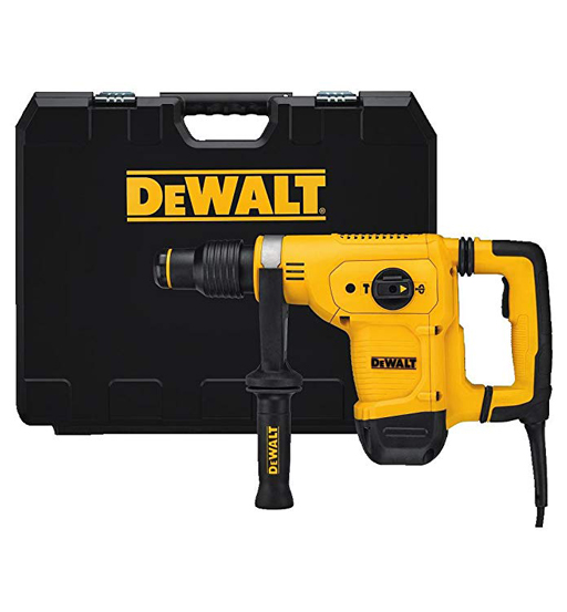 DEWALT CHIPPING HAMMER 5KG SDS MAX