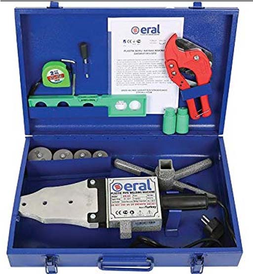 ERAL PPR WELDING MACHINE 20-63MM