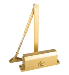 UKEN DOOR CLOSER 45-60 KG GOLD