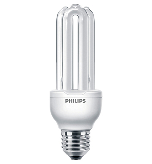 PHILIPS ENERGY SAVING BULB 18W THREAD ESSENTIAL CDL E27