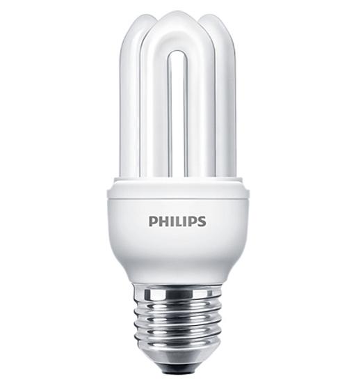 PHILIPS ENERGY SAVING BULB 11W THREAD GENIE CDL E27