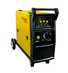 COOPERWELD MIG WELDING MACHINE