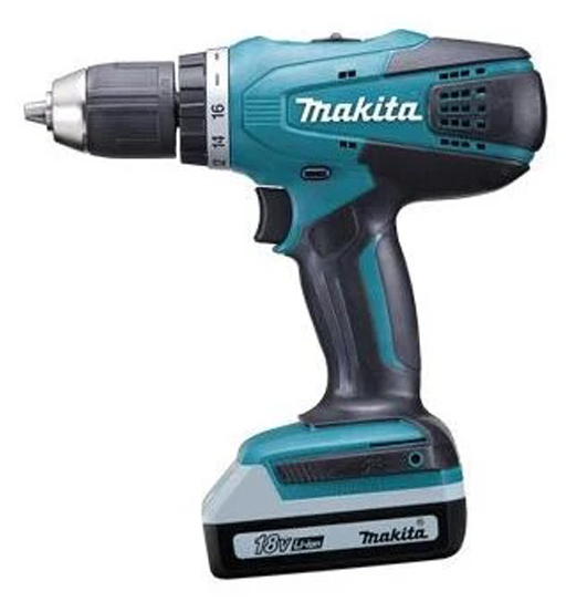MAKITA CODLESS DRIVER DRILLl - 18V Li-Ion G Series