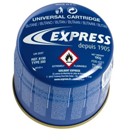 EXPRESS GAS CARTRIDGE FOR 8700,8800,8900